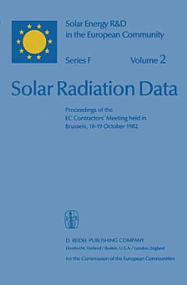 Solar Radiation Data PDF