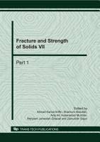 Fracture and Strength of Solids VII PDF