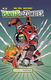 Plants Vs Zombies - Garden Warfare: A História em Quadrinhos Baseada no Game, Edição 2