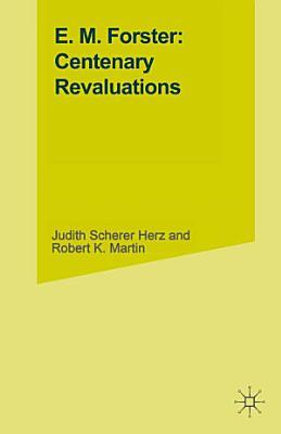 E  M  Forster  Centenary Revaluations PDF