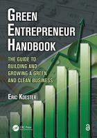 Green Entrepreneur Handbook PDF