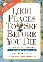 1,000 Places to See Before You Die, the second edition