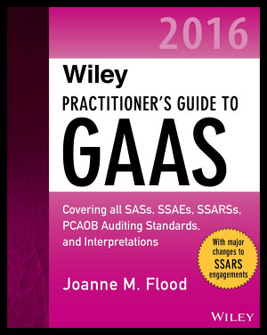 Wiley Practitioner s Guide to GAAS 2016 PDF