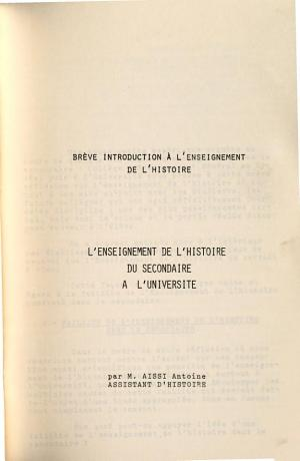 Revue d histoire et d anthropologie africaines PDF
