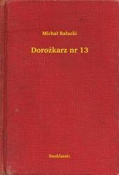 Dorożkarz nr 13