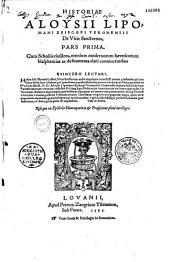Historia sanctorum