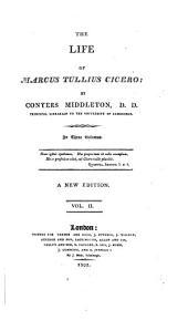 The Life of Marcus Tullius Cicero: Volume 2