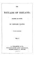 The Ballads of Ireland PDF