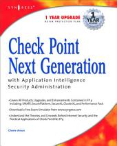 Check Point Next Generation with Application Intelligence Security Administration