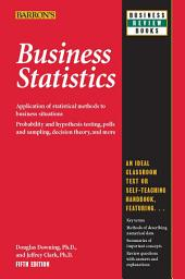 Business Statistics, 5th edition
