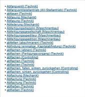 Woerterbuch-Begriffe Maschinenbau (deutsch-englisch: 109000 Fachuebersetzungen) - dictionary mechanical engineering (german-english)
