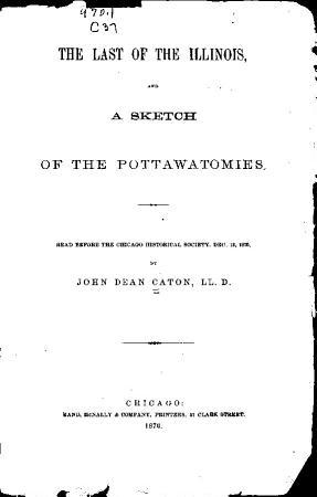 The Last of the Illinois PDF