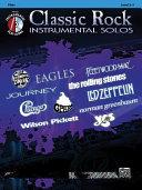 Classic Rock Instrumental Solos PDF