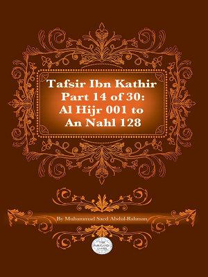 Tafsir Ibn Kathir Juz  14  Part 14  PDF