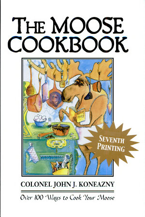 The Moose Cookbook PDF