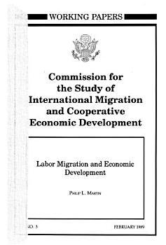 Labor Migration and Economic Development PDF
