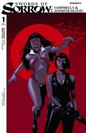 Swords of Sorrow: Vampirella & Jennifer Blood #1