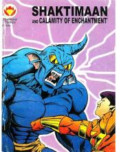 Shaktimaan and Calamity of Enchantment English