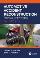 Automotive Accident Reconstruction PDF