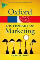 A Dictionary of Marketing