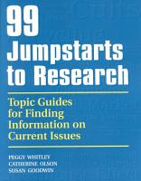 99 Jumpstarts to Research PDF
