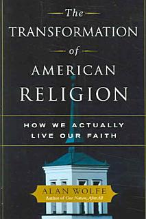 The Transformation of American Religion Book