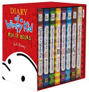 Wimpy Kid Box of Books 1 7   DIY   Journal