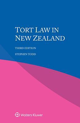 Tort Law in New Zealand PDF