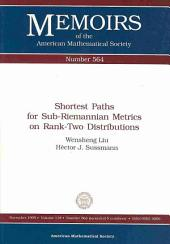 Shortest Paths for Sub-Riemannian Metrics on Rank-Two Distributions: Issue 564