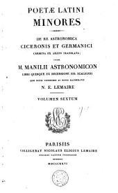 Poetae latini minores: Volume 6