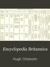 The Encyclopaedia Britannica: A Dictionary of Arts, Sciences, Literature and General Information, Volume 25