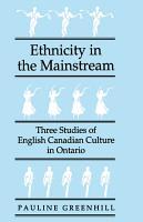 Ethnicity in the Mainstream PDF