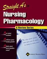 Straight A s in Nursing Pharmacology PDF