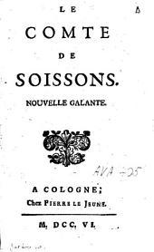 Le comte de Soissons: nouvelle galante