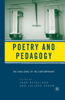 Poetry and Pedagogy