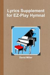 Lyrics Supplement for EZ Play Hymnal PDF