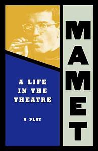 A Life in the Theatre Book