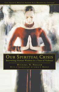 Our Spiritual Crisis Book