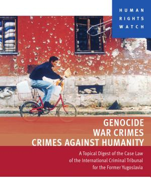 Genocide  War Crimes  and Crimes Against Humanity PDF