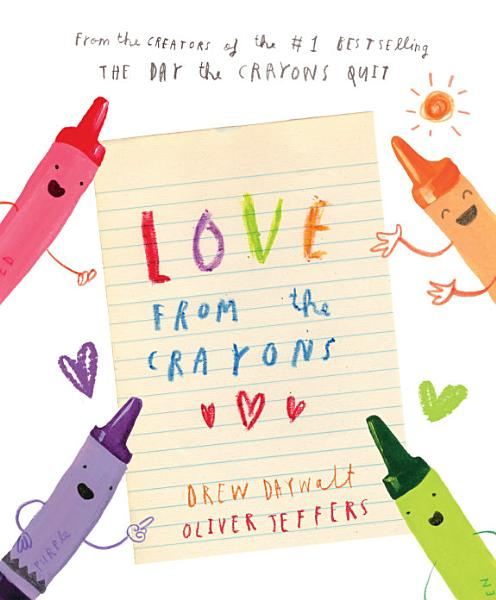 Download Love from the Crayons Book