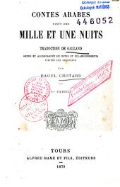 Contes arabes: tirés des Mille et une nuits