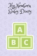 My Newborn Baby Diary Book PDF