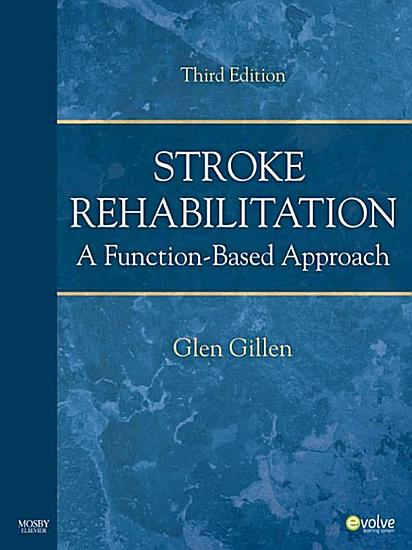 Stroke Rehabilitation   E Book PDF