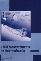 Field Measurements in Geomechanics PDF