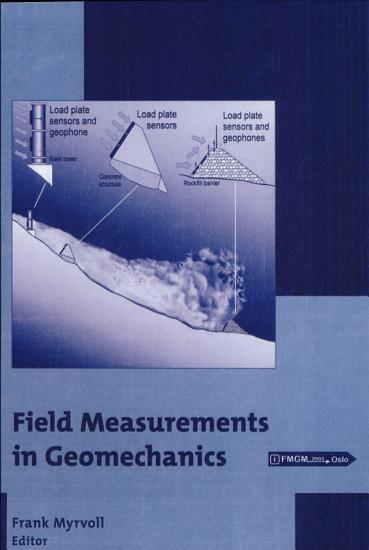 Field Measurements in Geomechanics PDF