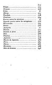 Compendio de la historia universal o Pintura historica de todas las naciones, su origen, vicisitudes y progresos hasta nuestros dias: Volumen 1