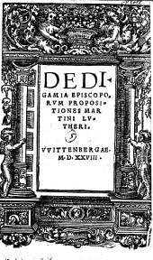 De digamia Episcoporum propositiones