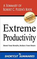 Extreme Productivity PDF