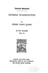George Washington: Volume 5
