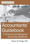 Accountants  Guidebook PDF